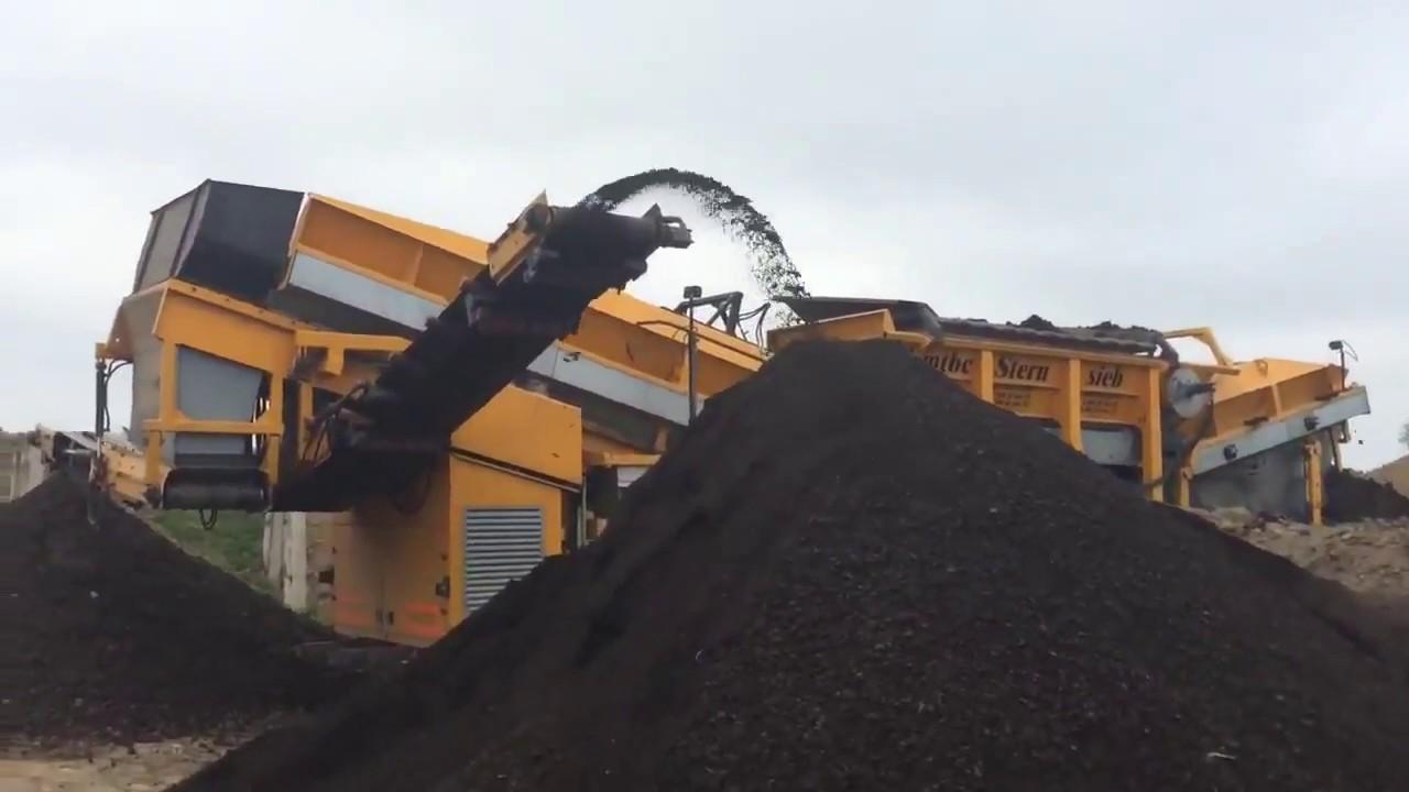 производство многокомпонентного грунта